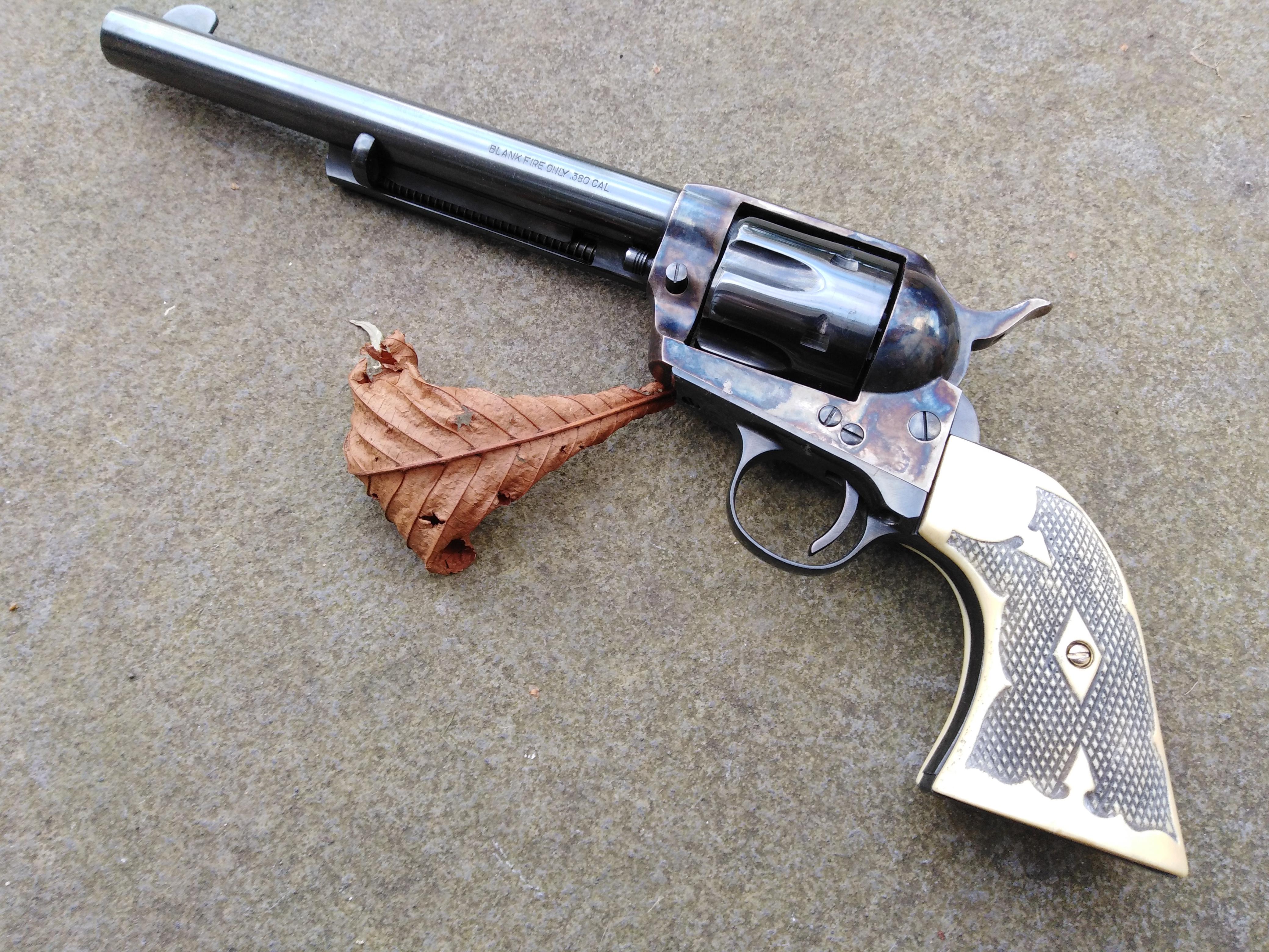Pietta Cav Colt 1873 SAA