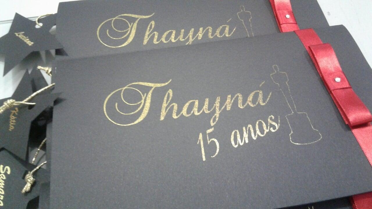 Thayná - Cinema