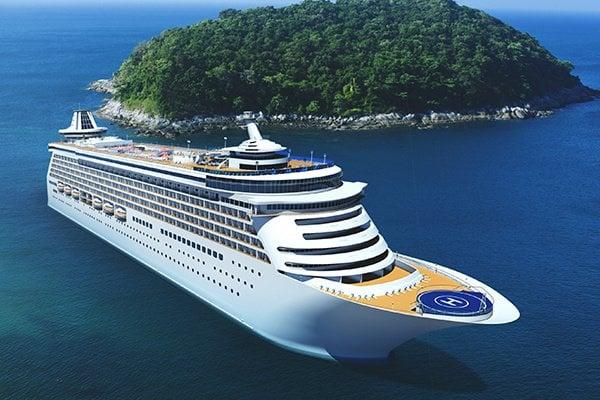 Cruise Ship Vacation Holiday