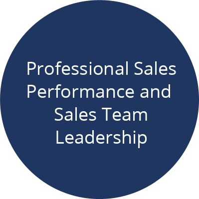 Professional Sales Performance and Sales Team Leadership