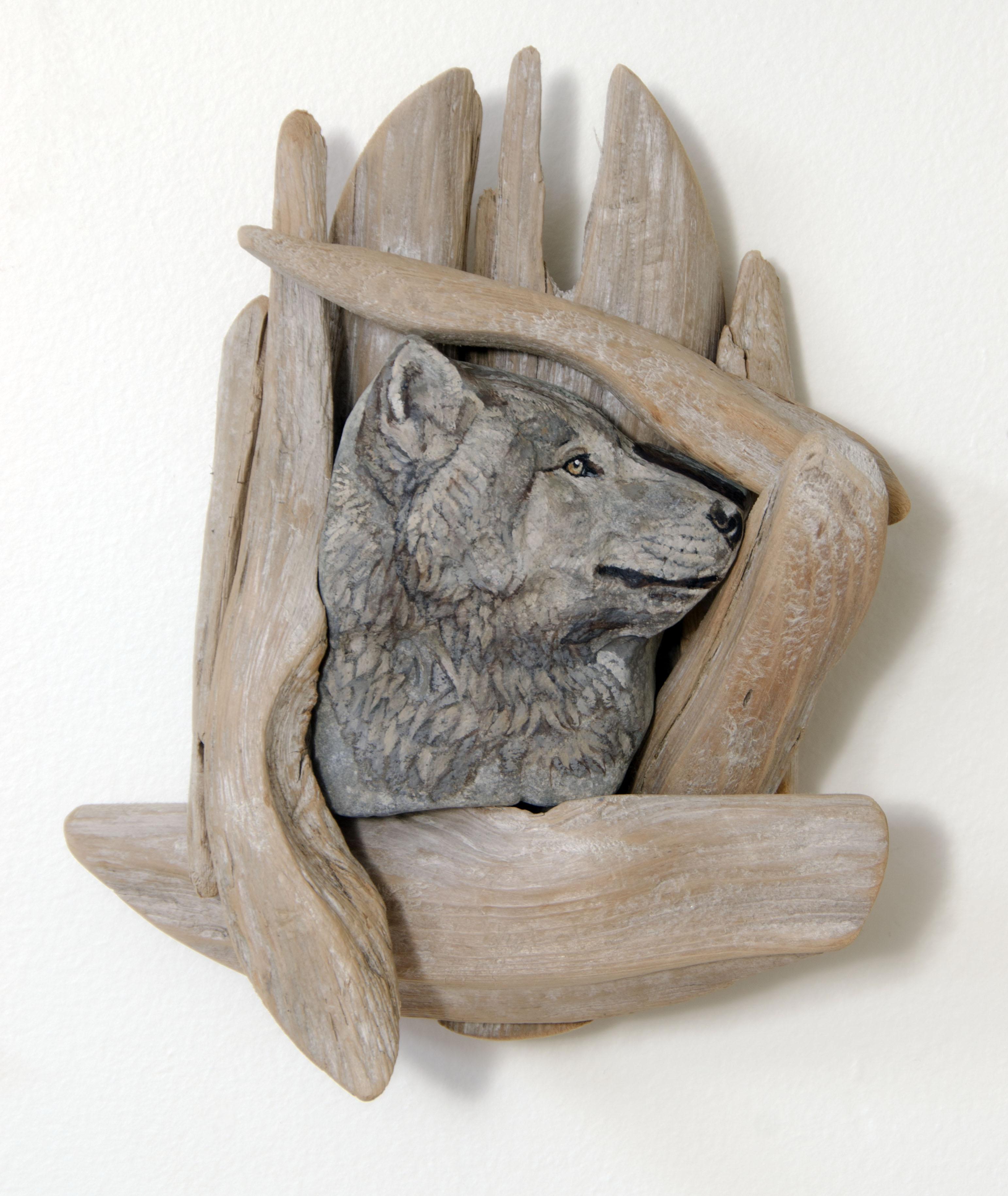 Grey Wolf Stone