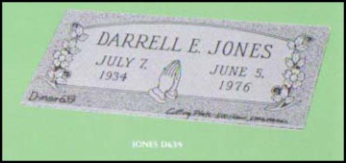 Jones D639