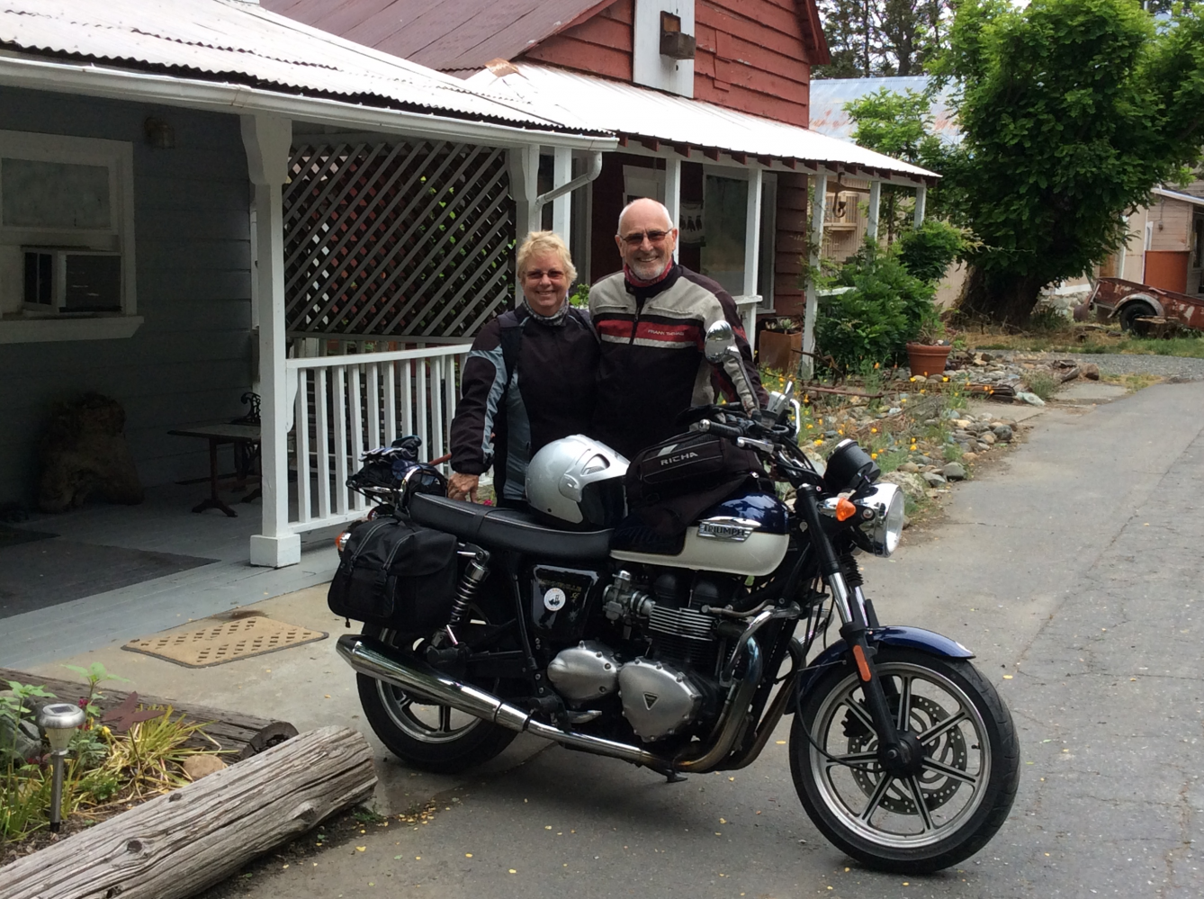 Our motorcycle touring guests