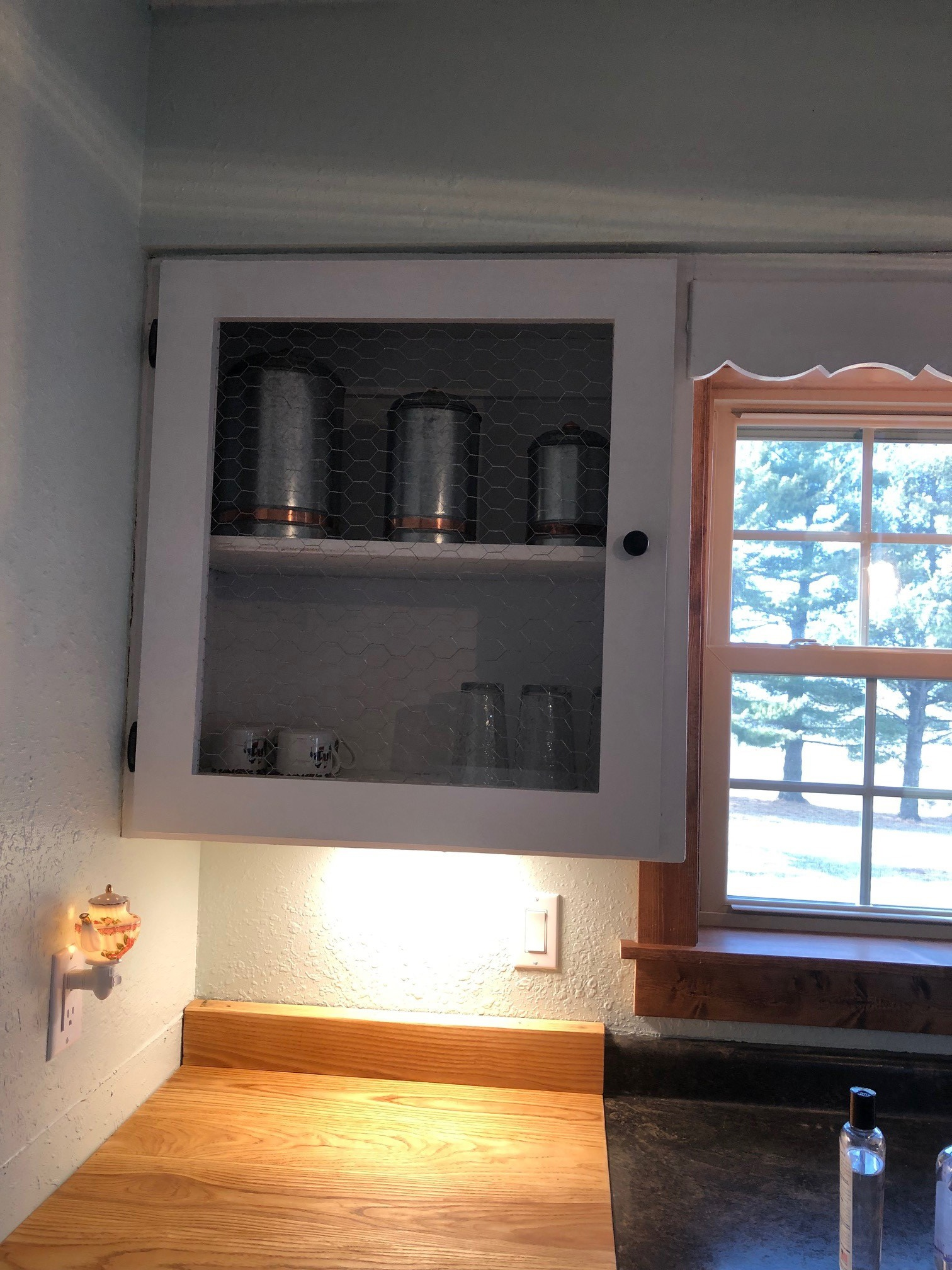 Farmhouse Kitchen (After)