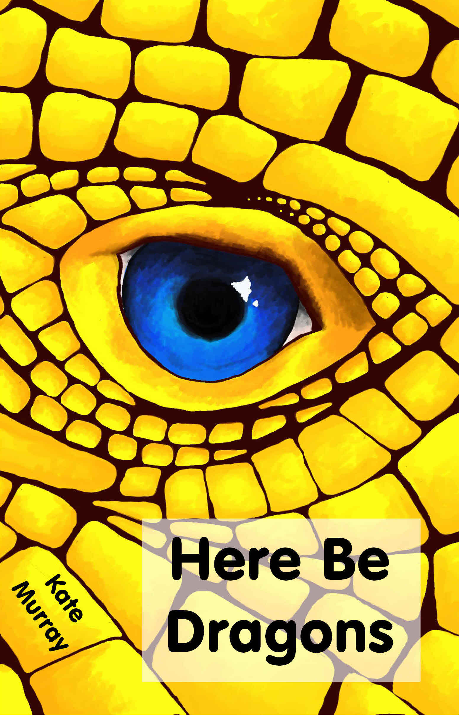 Here Be Dragons (Child's Fiction) Eight year old Jimmy and his family are normal people, they live in a normal house. Except they are not... they are dragons. For years they have hidden their true selves, but now somebody has found them and they are in great danger. Together with other supernatural children Jimmy and Paul must find the truth and save their parents.
