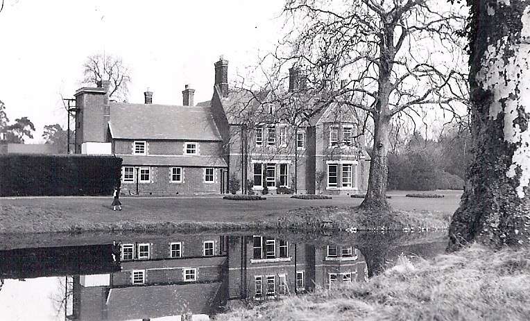Lackford Manor in February 1948