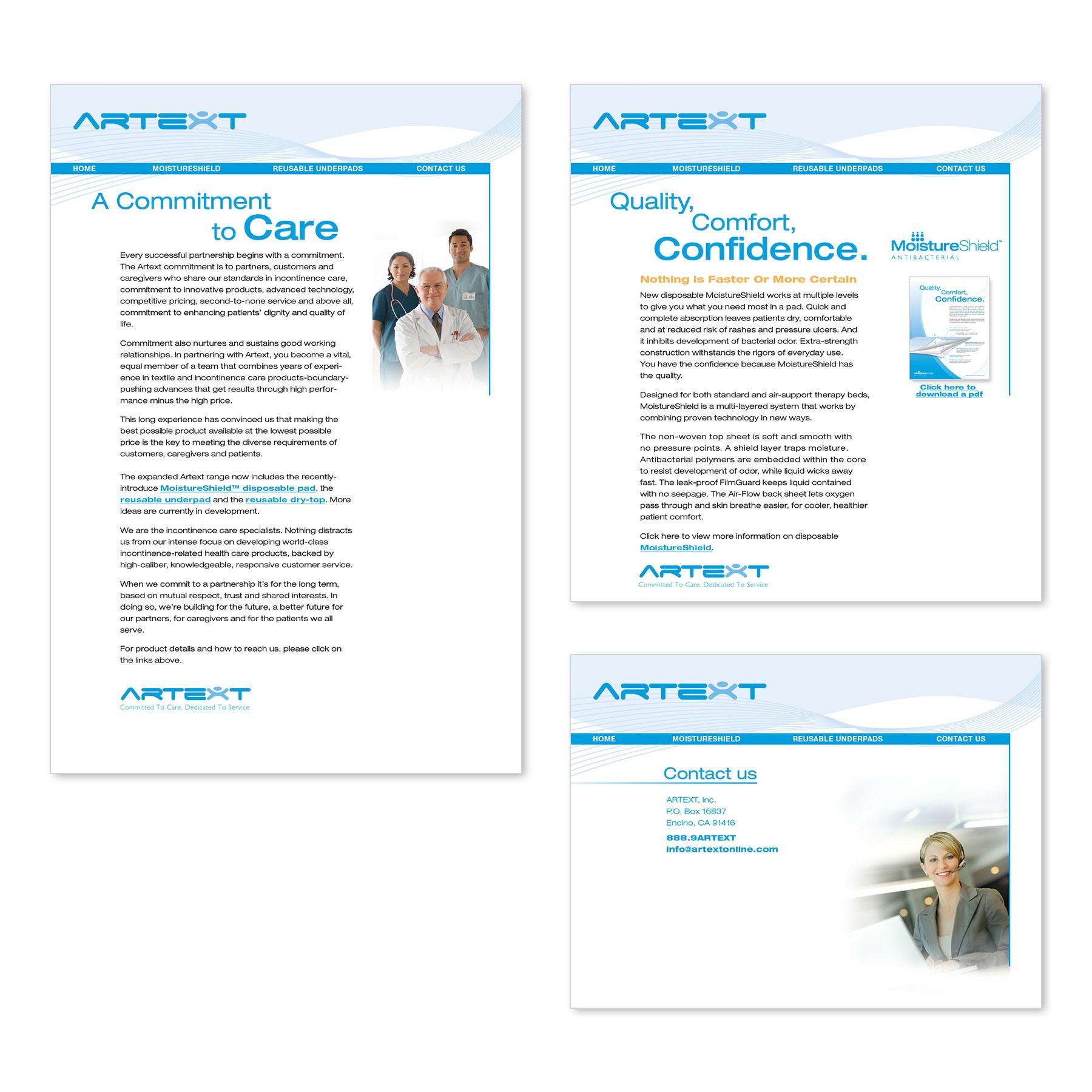 Artext Website