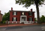Image result for woodrow wilson birthplace