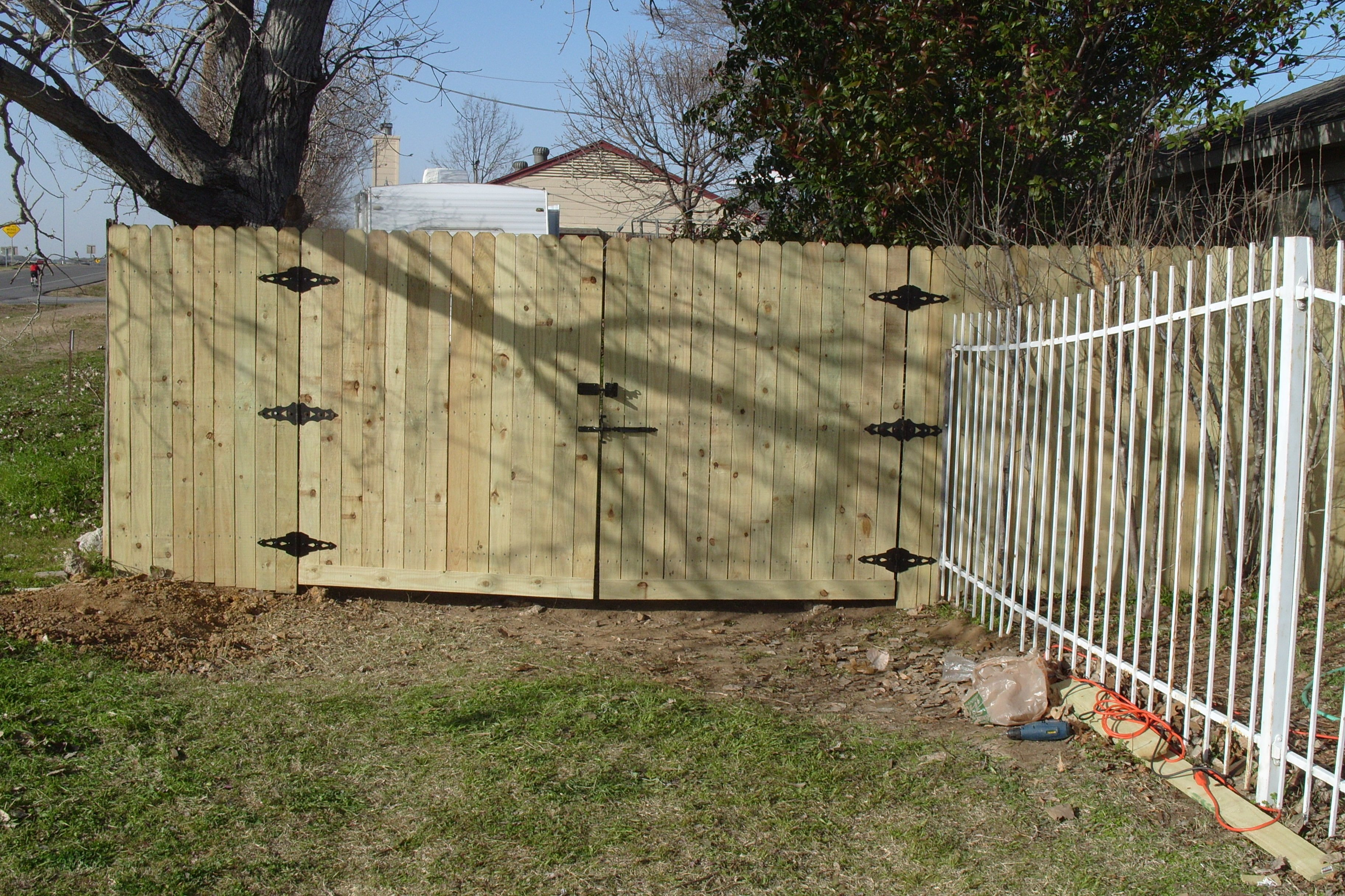 Residential Fencing Project