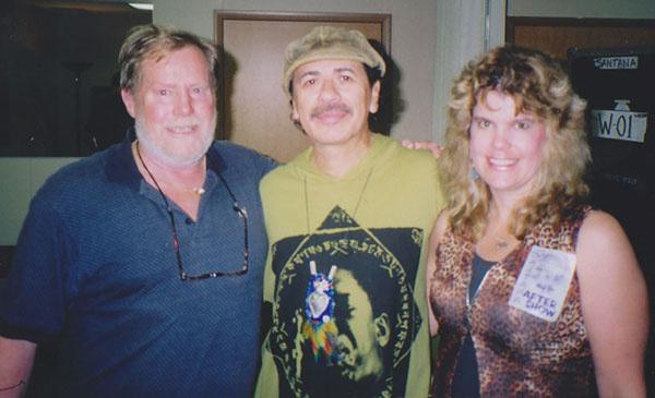Nilson and Santana