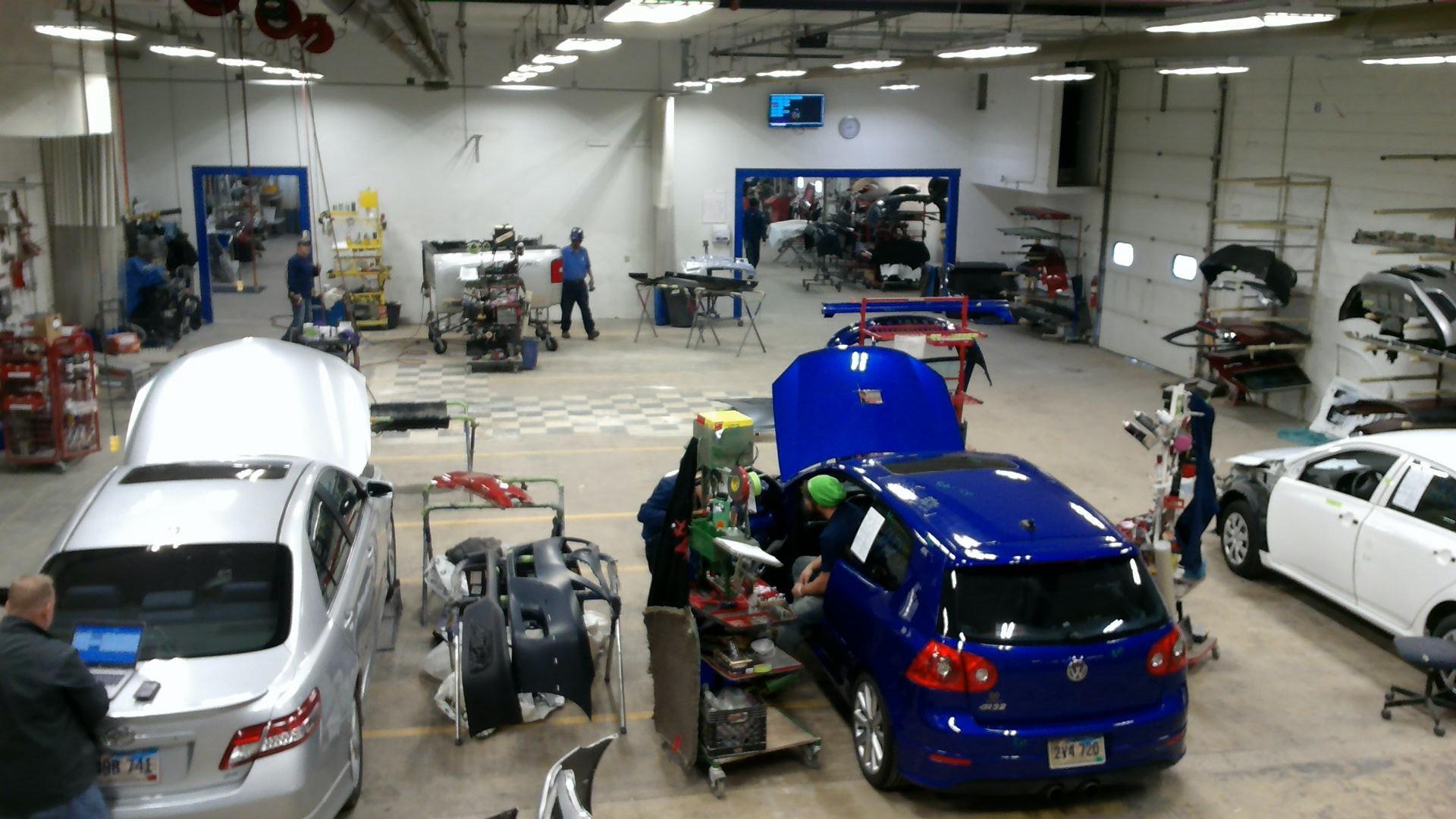 Auto Shop Garage 1