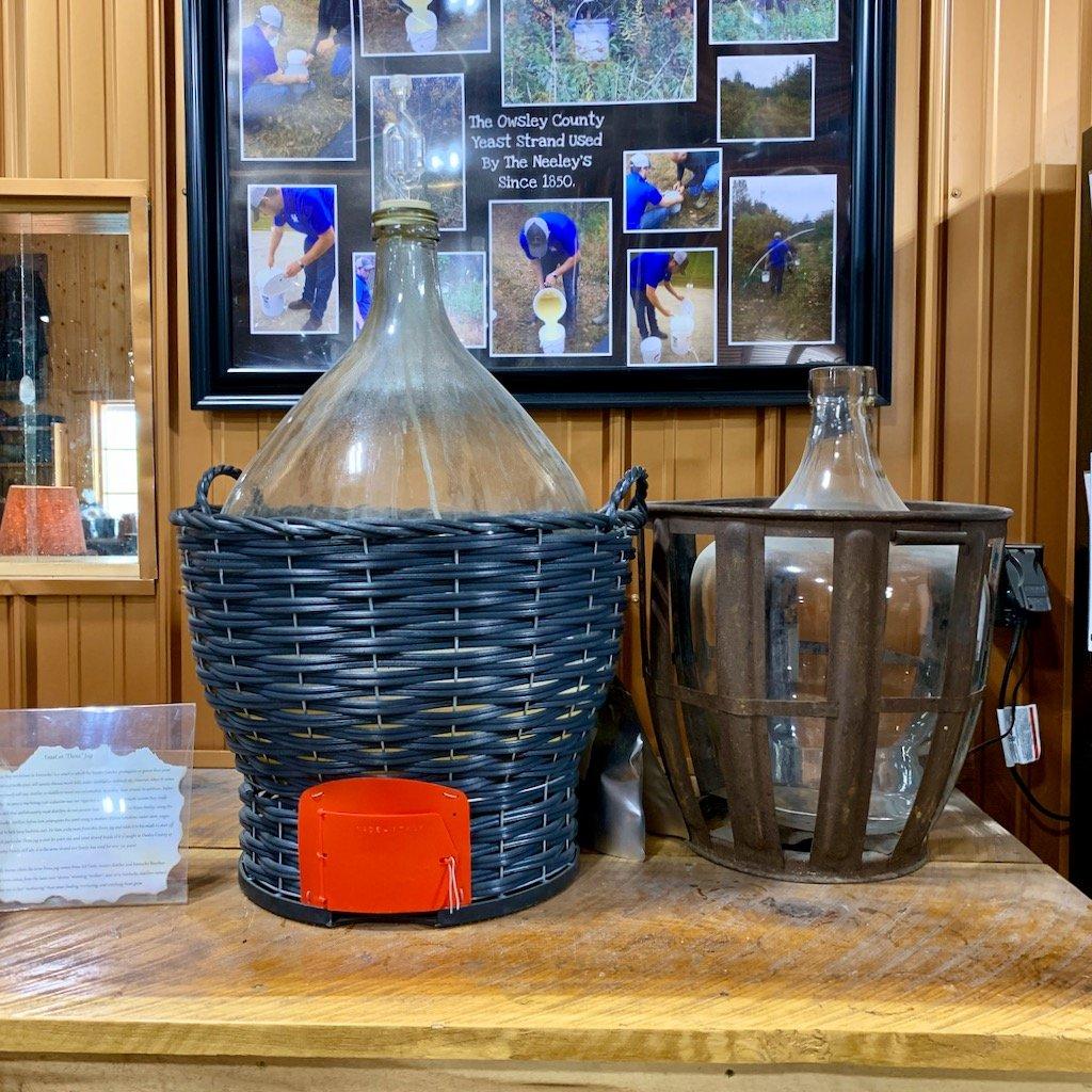 Yeast (Dona) Jug - Neeley Family Distillery