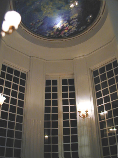 View to the Dome