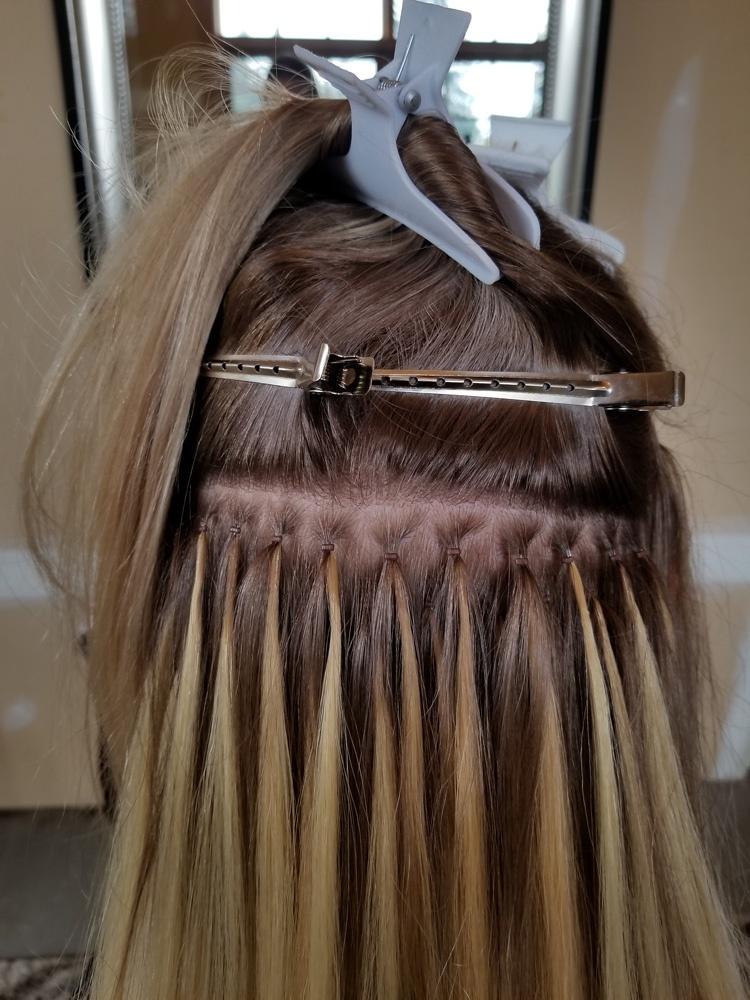Hair Extensions European Hair Courtenay Essential Extensions