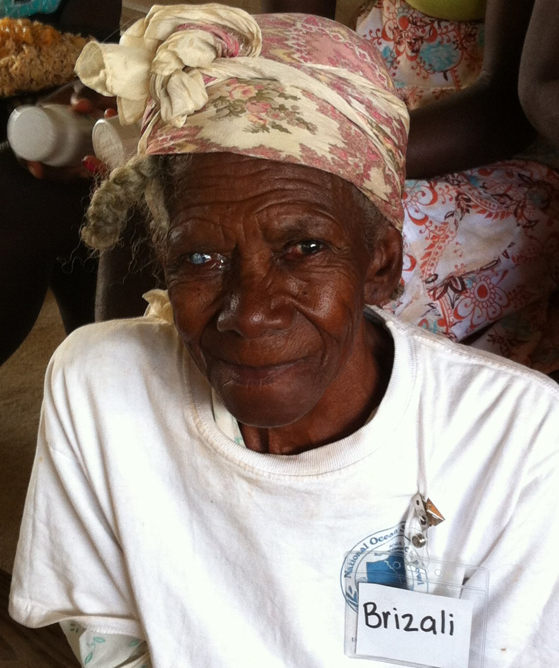 Our beloved Brizali has passed away. She will be greatly missed.