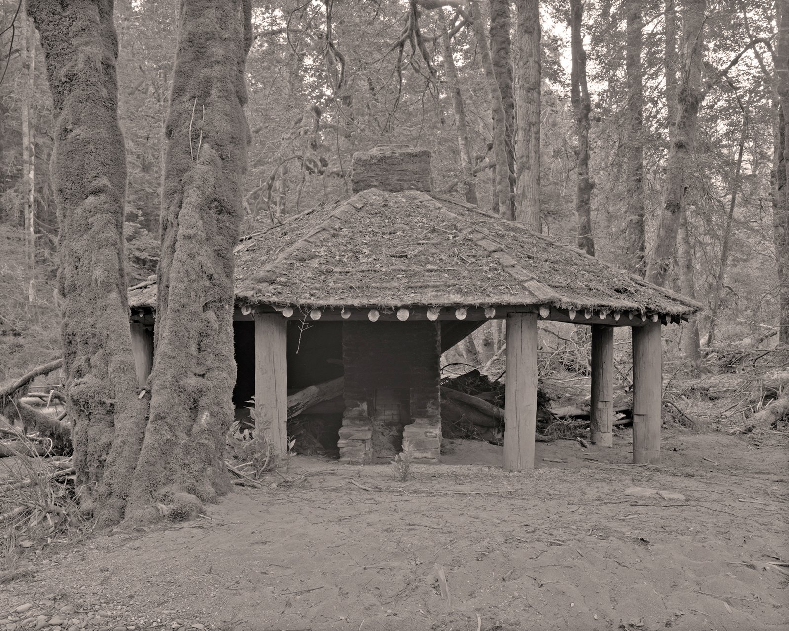 Elwha River Kitchen Shelter HABS