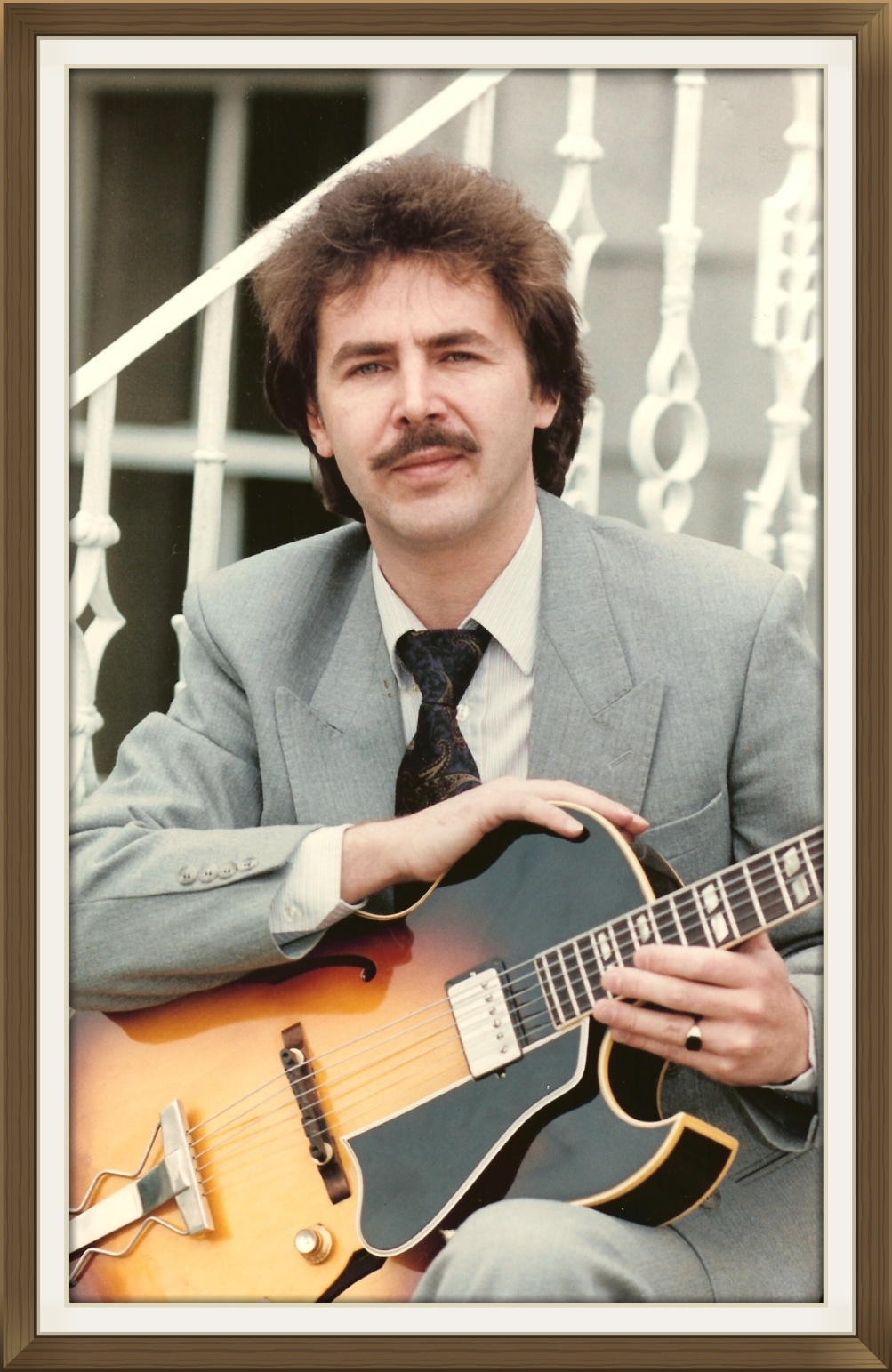 Bill Mann - Guitar Lessons in West Bridgford Nottingham