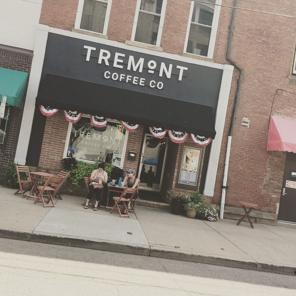 Tremont Coffee Store Front