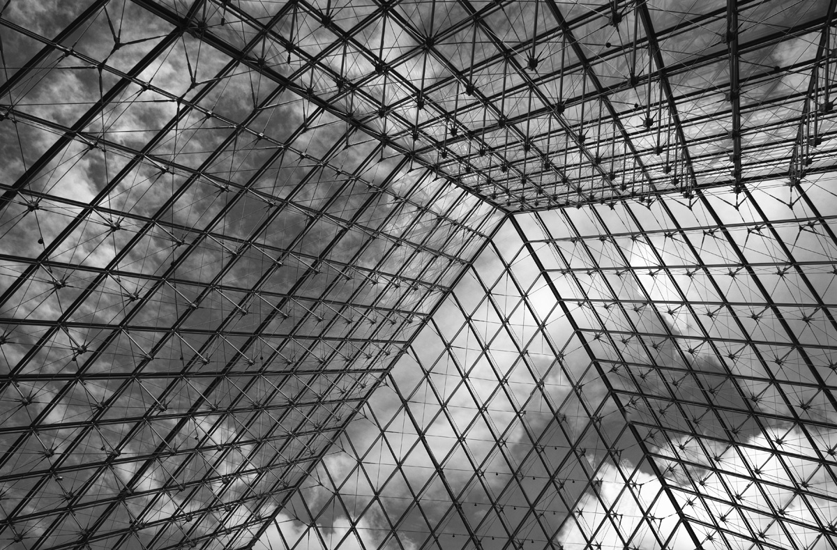 Louvre Skylight