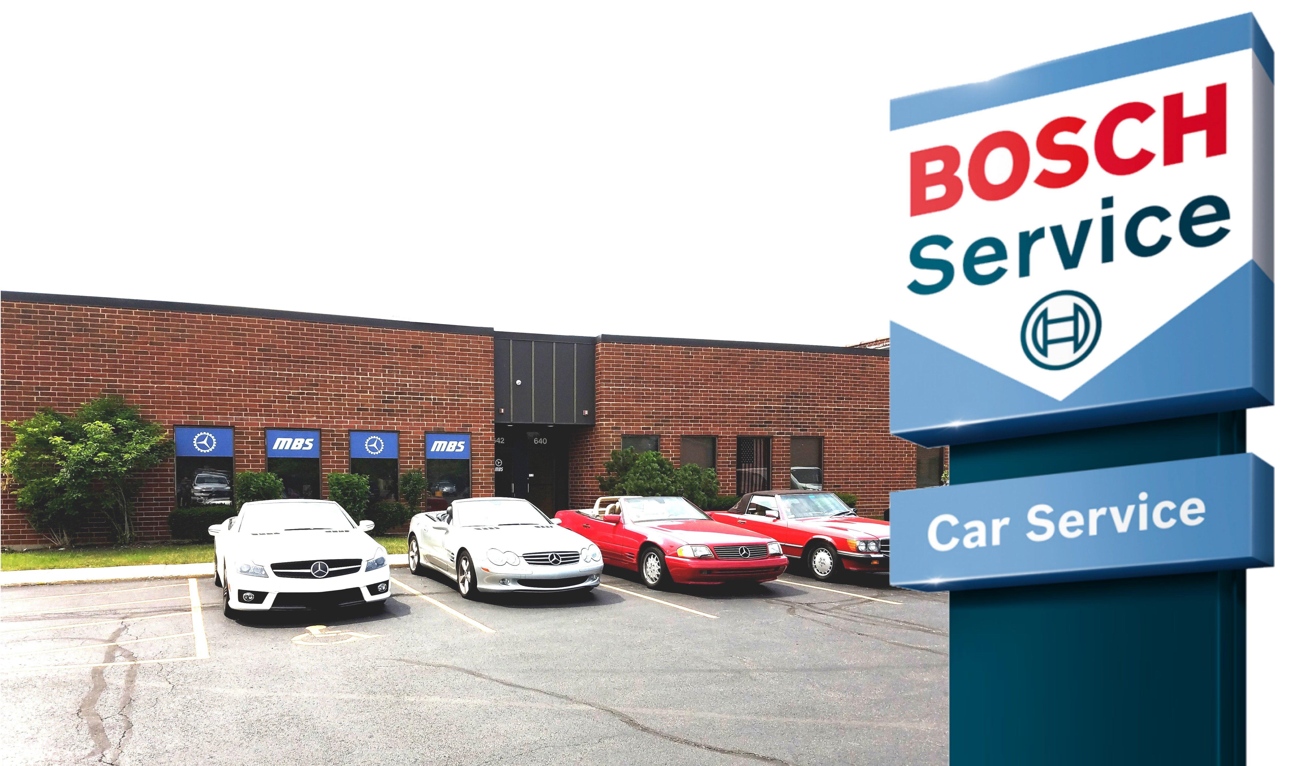 MBS Automotive - Mecedes Benz Specialists - Bosch Auto Service