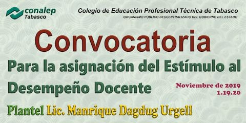 Plantel Conalep Lic. Manrique Dagdug Urgell, 099