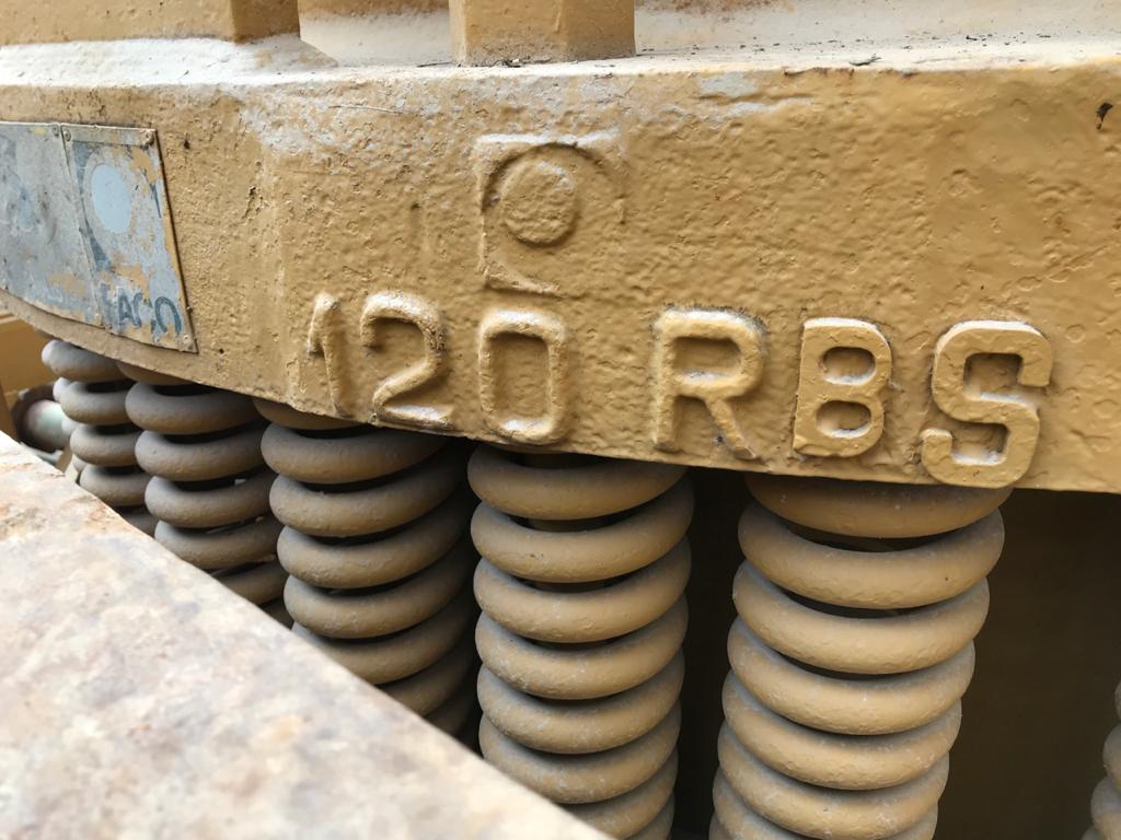 Britador Cônico Faço 120 RBS