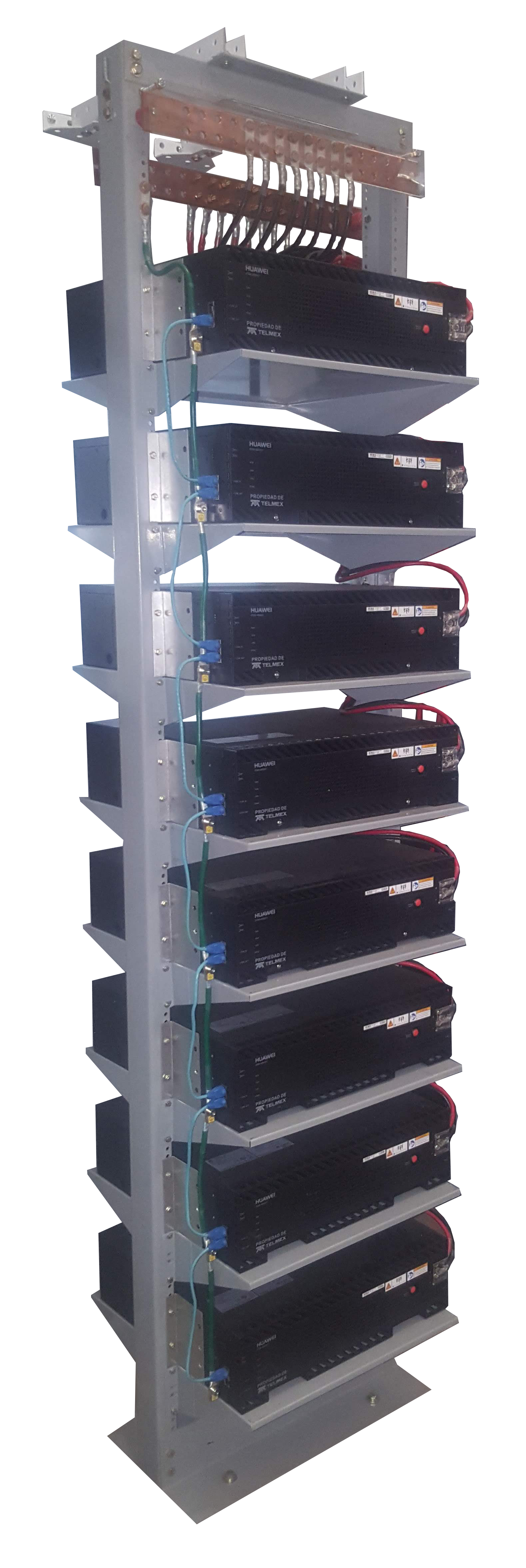Rack para Baterias