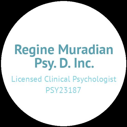 Regine Muradian, Psy. D.