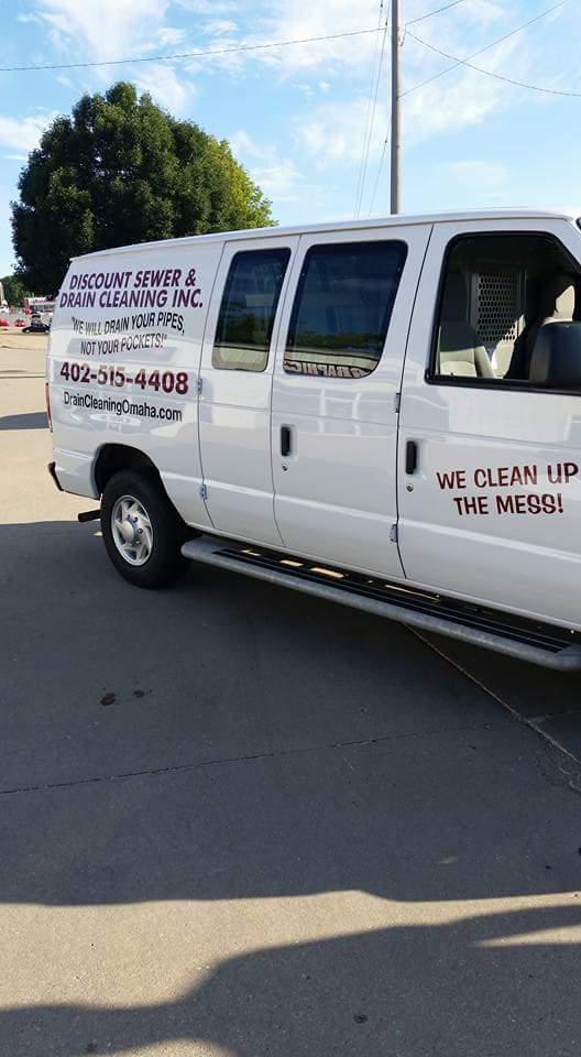 New van!