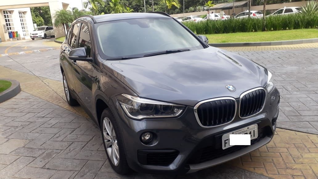 BMW  X1 2.0 16V TURBO ACTIVEFLEX SDRIVE20I 4P 19000  2018/2017 R$ 123.000,00