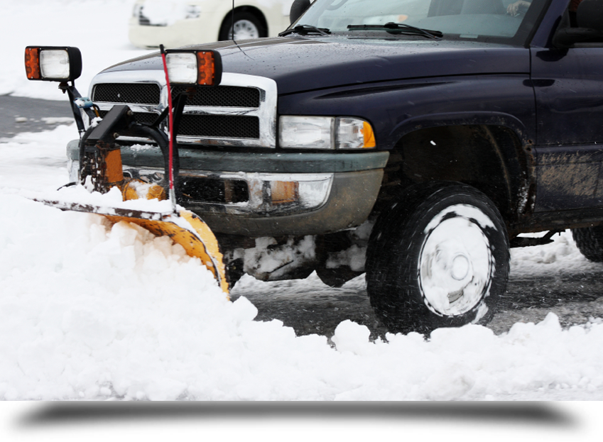 Snow removal services||||