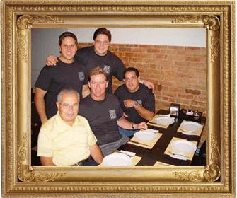 Restaurant Staff Members