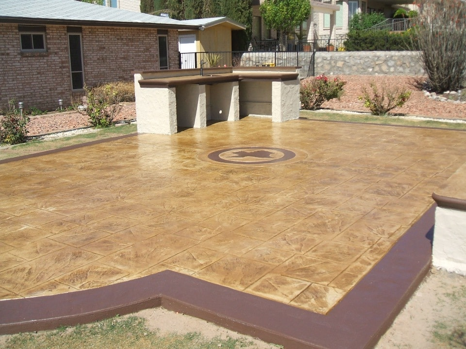 Personalized Concrete Flooring