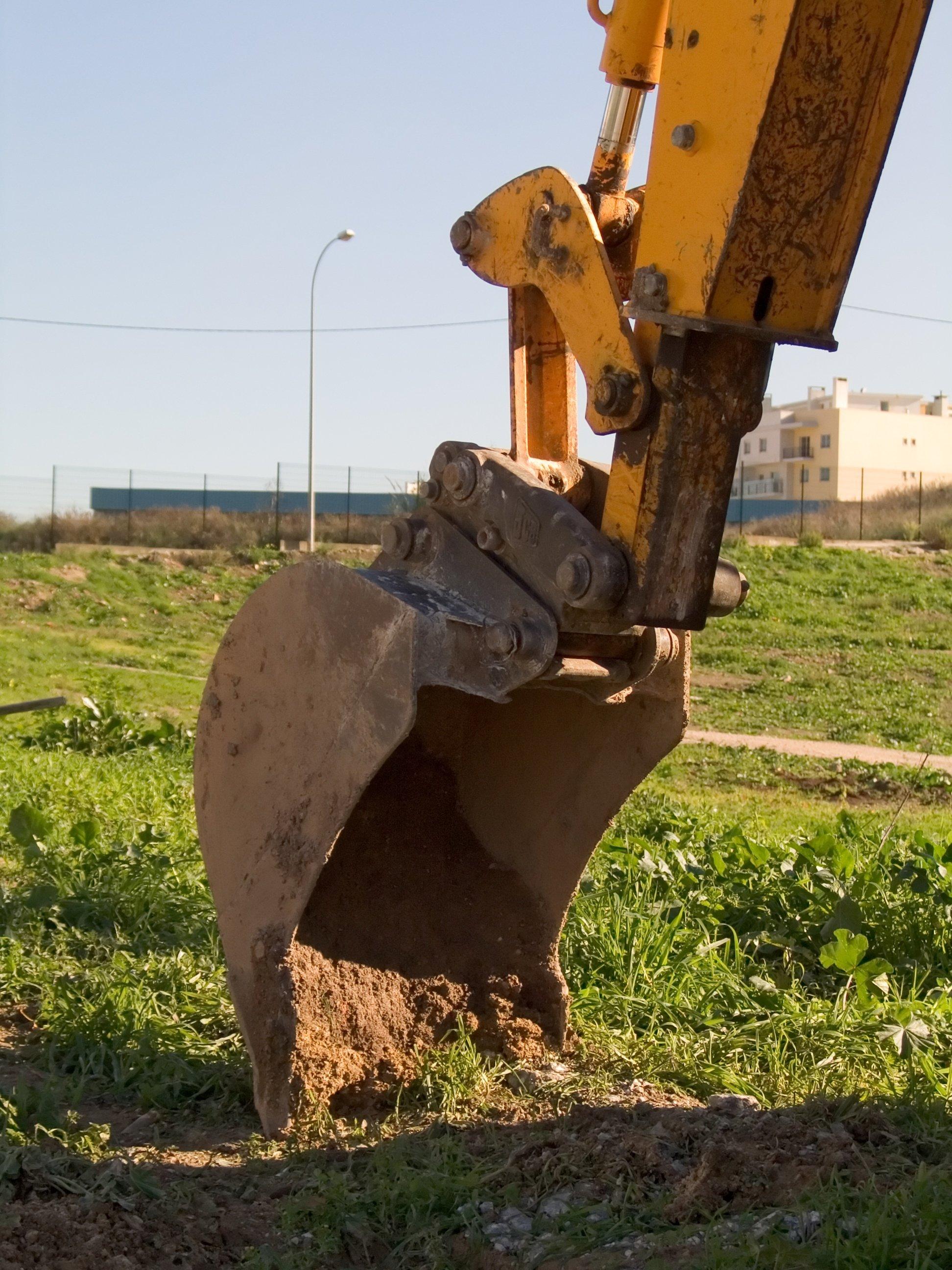Hard-Working Construction Equipment