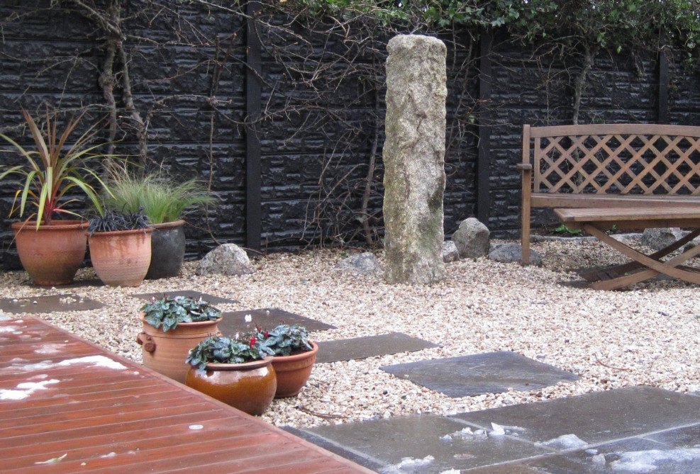 Feature Stone in Greystones
