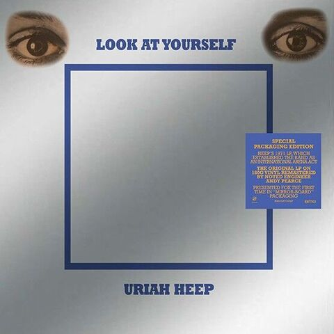 Uriah Heep - 'Look At Yourself'