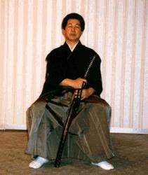 Suzuki Kunio Sensei, Kyoshi, 8th dan.