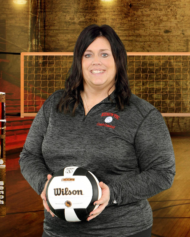 Jess Crawford - 15s Coach