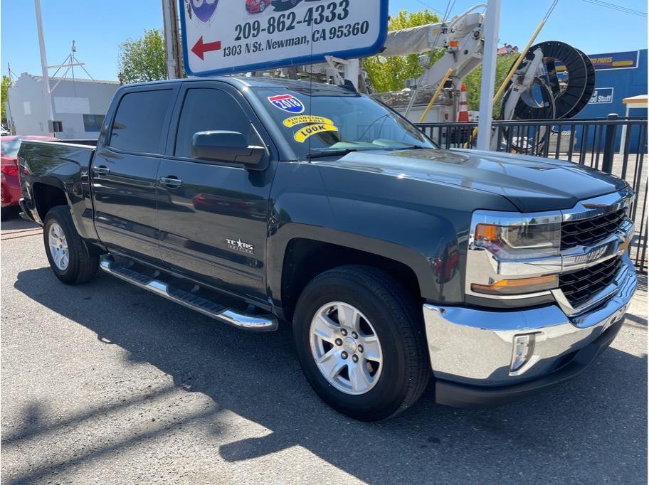 2018 Chevrolet Silverado 1500 Miles:78,503 Drive:2WD Trans:Auto, 6-Spd HD Overdrive Engine:V6, EcoTec3, 4.3L VIN:202966