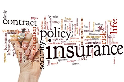 Insurance Word Cloud