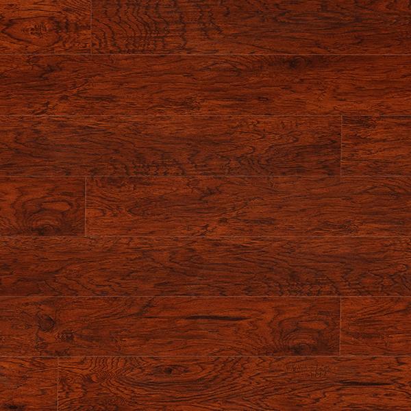 Piso laminado Terza Hickory-Copper