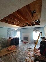 Water Damaged Ceiling Repairs