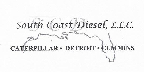 SOUTH COAST DIESEL LLC              985-872-4764
