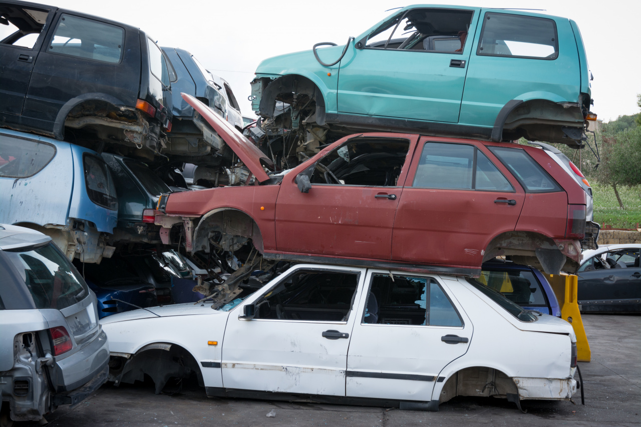 sell your junk car in Chase MI