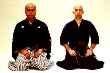 Power Sensei and Onozaki Mitsuhiro.