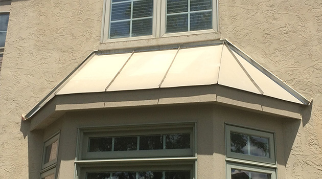 Roof Siding