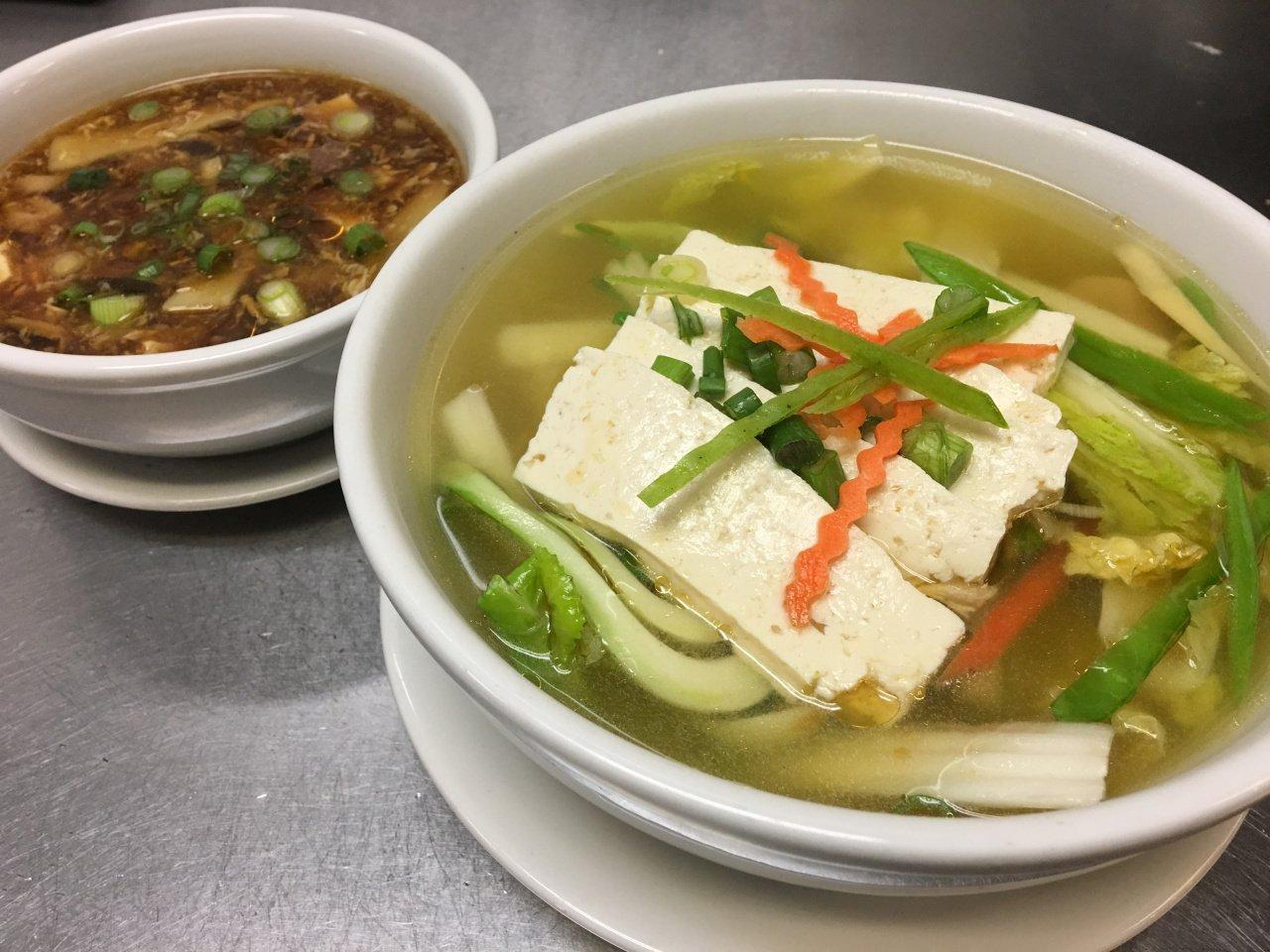gar sing restaurant  soup