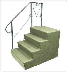 Quality fiber steps||||