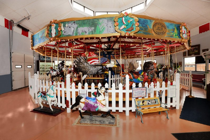Wild Thing's Carousel