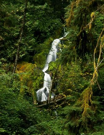 Mineral Creek Falls